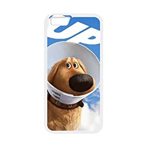 Dug Up Cartoon 5 iPhone 6 Plus 5.5 Inch Cell Phone Case White 6KARIN-192155