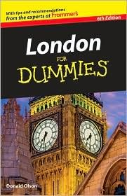 London For Dummies 6th (sixth) edition Text Only ebook