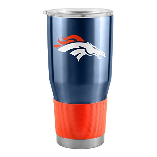 NFL Denver Broncos Ultra Tumbler, 30-ounce Denver Broncos Travel Mug