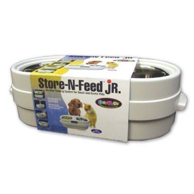Our Pets Company Ourpets Store-N-Feed Jr Dog - Feed Store