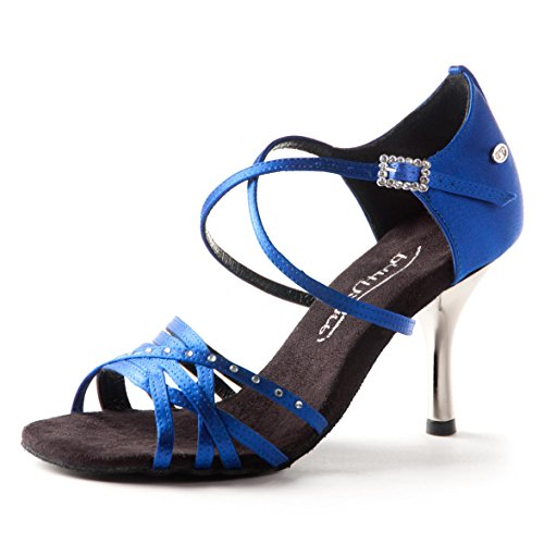 ballo donne da per Portdance scarpe blu le 8wXqUEUH