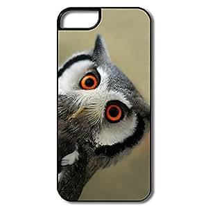 Personalized Custom Men's Cover Geek Owl