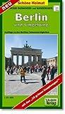 Berlin und Umgebung: Große Radwander- und Wanderka