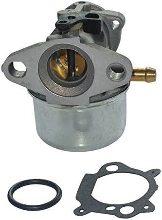 Desconocido Generic–Carburador para briggs y stratton Cortacésped Quantum Carburador, 799868, 498170–