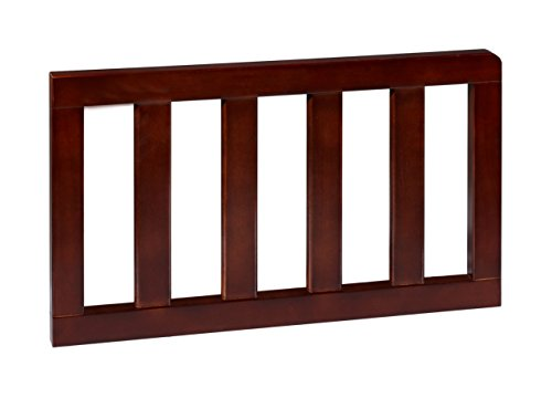 Cheapest Price! Delta Children Toddler Guardrail, Black Cherry Espresso