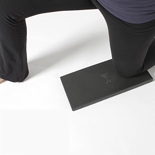 "RatPad and RatPad XL Eco foam Yoga Knee Pads, 1"" thick"