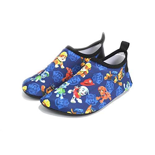 Quick-Dry PAW Hero Patrol Water Sports Shoes Aqua