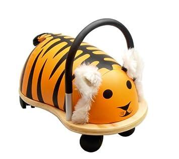 WHEELY BUG Andador correpasillos Wheely bug Tigre - modelo pequeño ...