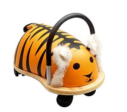 WHEELY BUG Andador correpasillos Wheely bug Tigre - modelo ...