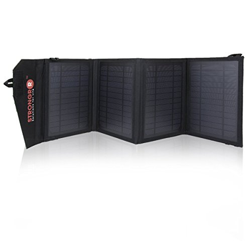 LB1 High Performance 14W Foldable Solar Charger w/ High E...