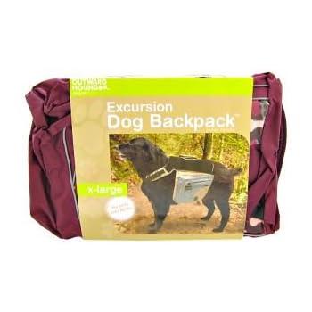 Amazon Com Outward Hound Kyjen Excursion Dog Backpack X