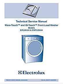electrolux washer and dryer repair manual wire data u2022 rh clarityapp me  electrolux washer dryer ewx14440w manual