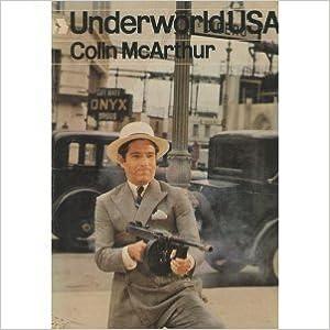 Book Underworld U.S.A (Cinema one, 20) – 1972