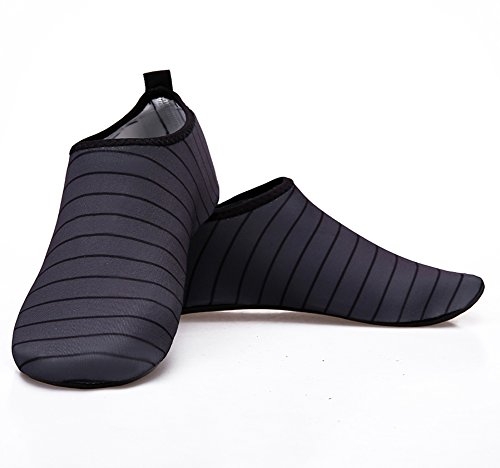 Nclon Water Black Children Sports Anti Water Shoes Breathable Adult Female Men skidding Beach Resistant Water Swimming Swimming Barefoot rTxgrw