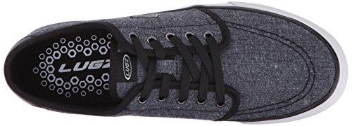 Lugz Mens Rivington Fashion Sneaker Blu / Bianco