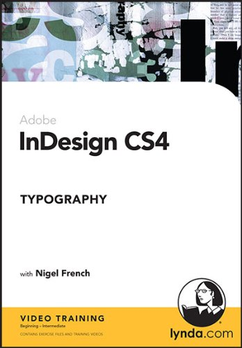 Indesign CS4: Typography by Lynda.com, Inc.