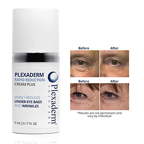 Plexaderm Rapid Reduction Cream PLUS - New & Improved Packaging