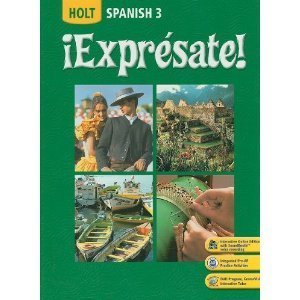 ¡Exprésate!: Audio CD Level 3
