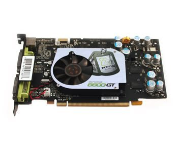 XFX TECHNOLOGIES PV T84J UDF3 Details zu XFX Nvidia GeForce 8600 GT 8600GT 256MB PCI-E GDDR3