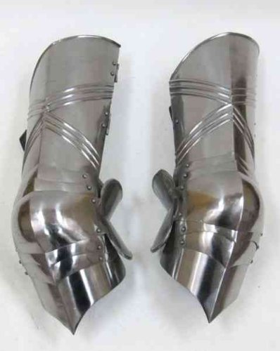 Gothic Leg Guard - Thigh and Knee - Armor Set