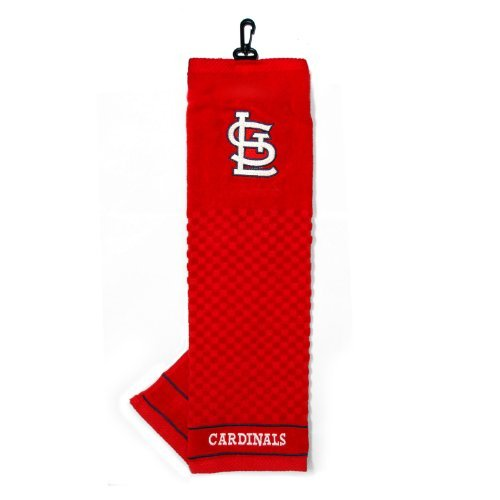 MLB St Louis Cardinals Embroidered Golf Towel