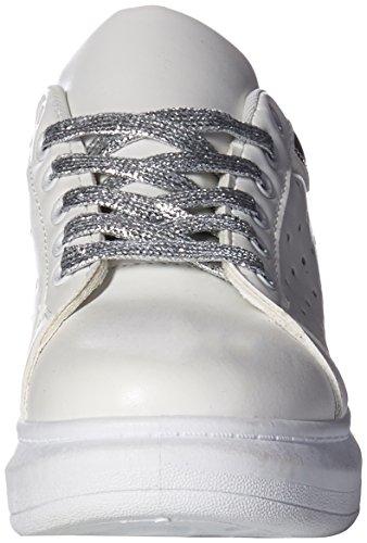 02 Yoki Women's Sneaker Tori Silver wA6xAUa1