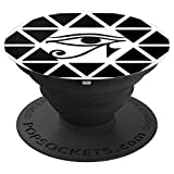 All Seeing Eye Esoteric Popsocket Triangle Enlightenment - PopSockets Grip and Stand for Phones and Tablets