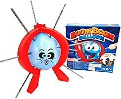 Sunlera Tabla Boom Balloon Juego de Mesa para niños Juguete de ...