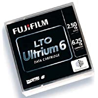 FUJIFILM LTO 6 ULTRIUM 2.5TB/6.25TB TAPE CARTRIDGE. - 16310732