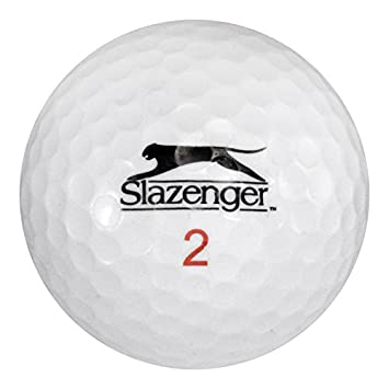 58537a7d47 Amazon.com : Slazenger 50 Mix - Mint (AAAAA) Grade - Recycled (Used) Golf  Balls : Sports & Outdoors