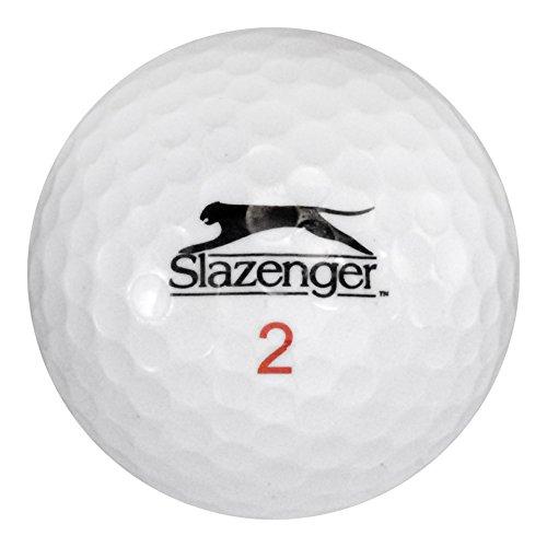144 Slazenger Mix - Near Mint (AAAA) Grade - Recycled (Used) Golf Balls by Slazenger (Image #2)