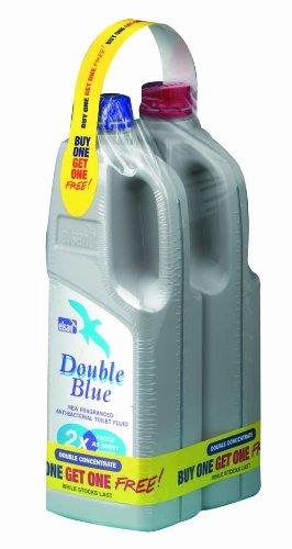 Elsan 2Lt Double Blue + Free Rinse