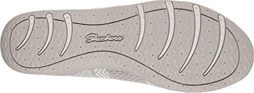 Skechers Unity Moonshadow Damen Slip-on-Sneakers Taupe