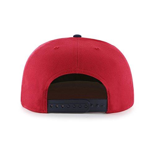 e905895b42e NBA Atlanta Hawks Adult Gallant Ots Varsity Snapback Adjustable Hat ...