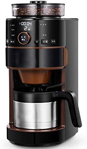 L&B-MR Cafetera Americana Pequeña Espresso Comercial Automático ...