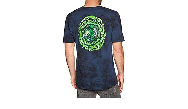 Primitive - Camiseta - Hombre Azul Azul Marino X-Large: Amazon.es: Ropa y accesorios