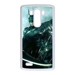 batman weapon batman arkham knight LG G3 Cell Phone Case White PSOC6002625598669