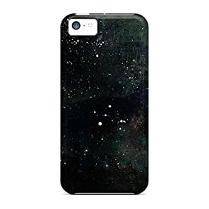 LmM7268eQUU Abstract Space 2 Fashion Tpu 5c Case Cover For Iphone