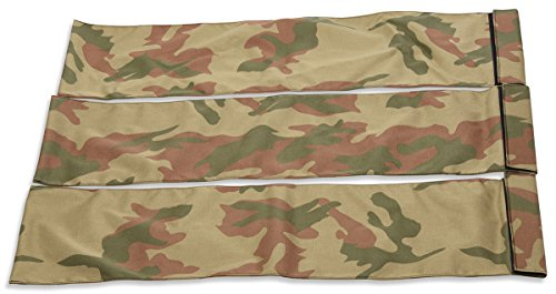 Garage Fit Heavy Duty Workout Sandbags For Fitness, Exercise Sandbags, Military Sandbags, Weighted Bags, Weighted Sandbag, Fitness Sandbags, Training Sandbags, Tactical (Camouflage, 3 x 40 lbs Liners)