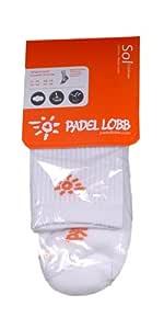 Padel Lobb - Calcetín sol coolmax, talla 43/46 , color ...