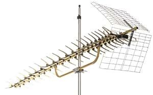 Directional UHF HDTV Antenna - 70 Mile Range