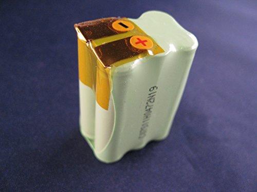 Battery Pack for Tri-tronics G3 handheld transmitter 7.2 volt high rate (Tri Tronics Field 90 G3 Exp Training Collar)