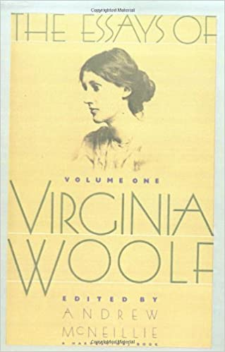 Virginia woolf essays