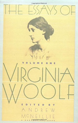 "1 1904 1912 essay virginia vol woolf By danny heitman | humanities, may/june 2015 | volume 36, number 3 +  click on image to enlarge virginia woolf, in one of the more lively and often- seen photos of her from  take, for example, woolf's widely anthologized essay,  ""the death of the  virginia also met writer leonard woolf, and they married in  1912."