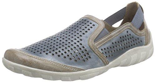 Pantofola Donna Remonte R3425 Blu (acciaio / Royal / 14)