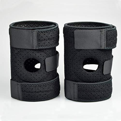 EVA Knee Compression Knee Sleeve Breathable Knee Pads Anti-Slip Compression