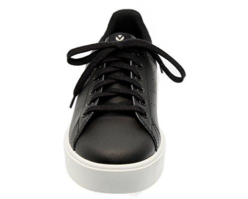 1260100 Unisex Zapatillas Victoria negro Adulto AFq4xxwv