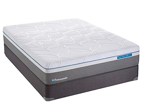 Sealy Posturepedic Hybrid Premier Cobalt Firm Mattress Set (King Set) - Sealy Set Box Spring Set