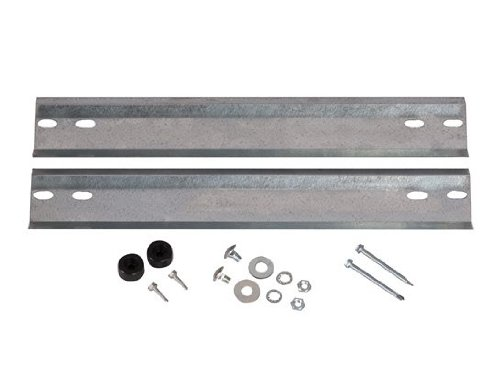 Justrite 25950 Wall Hanger Assembly, For 20, 12 and 17 Gallon Piggyback Cabinets