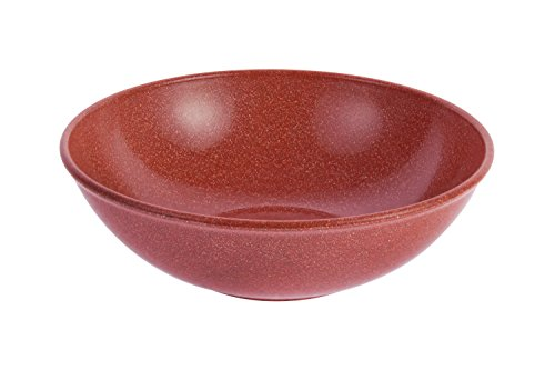 EVO Sustainable Goods 942 35 oz Dinnerware Bowl Set, Red by EVO Sustainable Goods (Image #2)